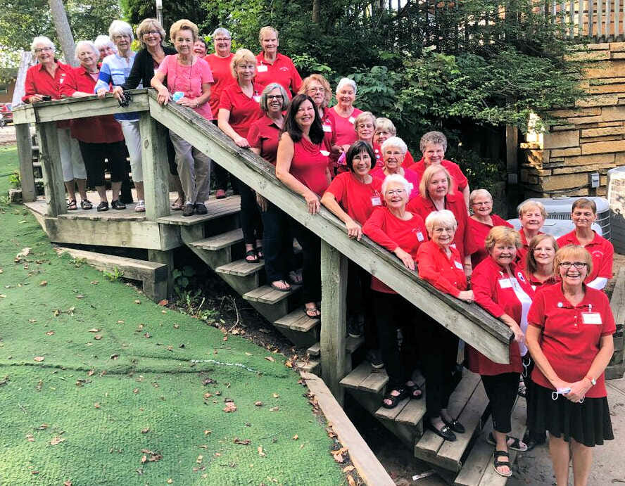 Amery Women's Club ~ Amery, Wisconsin
